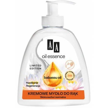 AA Oil Essence Kremowe mydło do rąk 285 ml