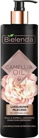 Bielenda Camellia Oil Mleczko do demakijażu 200ml