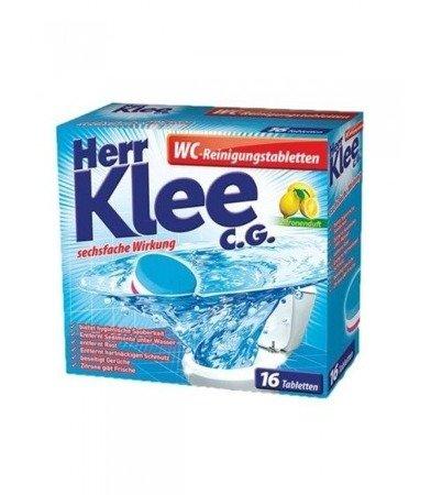 Herr Klee Tabletki odkamieniające do WC 16 szt.