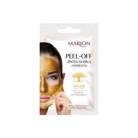 Marion GOLDEN SKIN CARE Złota maska peel-off